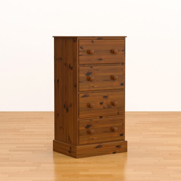 Classic 4 Drawer Jumper Chest