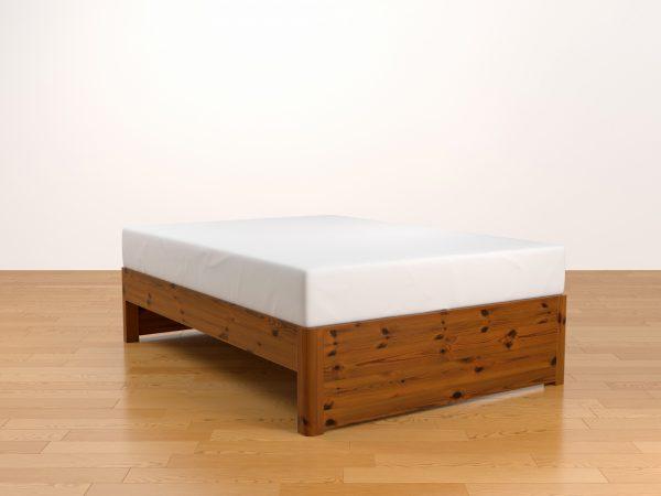 Kyoto Bed In Oak Wax