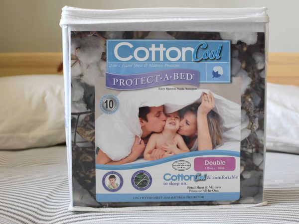 Protect a Bed Cotton Cool Mattress Protector