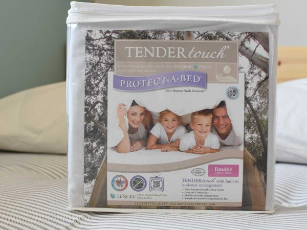 Protect a Bed Tender Touch Mattress Protector