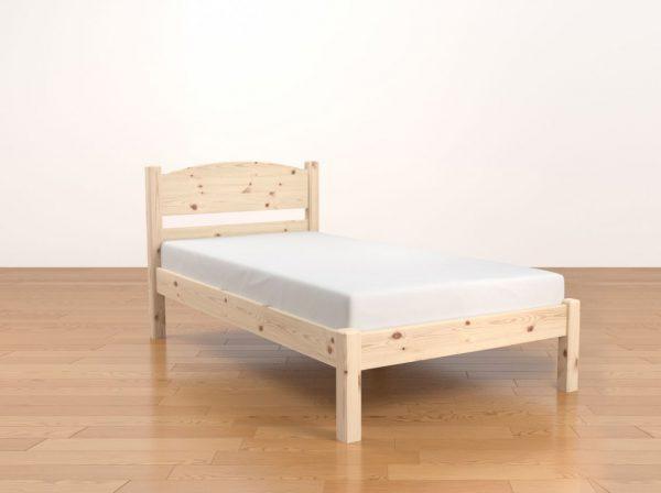 Adelaide Wax Beeswax Single Bed