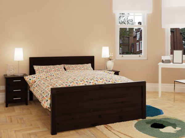 McKenzie Bed With Footboard