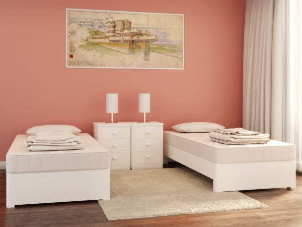 Zip and Link Pair - Kyoto Midi Beds