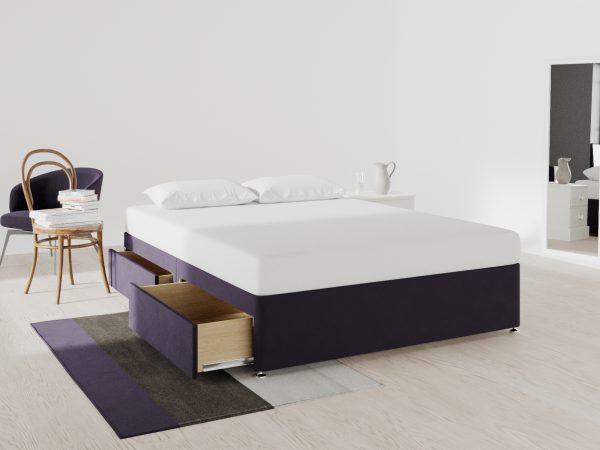 Angel Upholstered Divan Bed