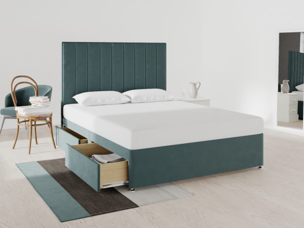 Grosvenor Upholstered Divan Bed