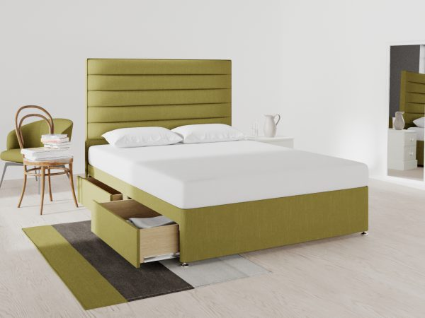 Knightsbridge Upholstered Divan Bed