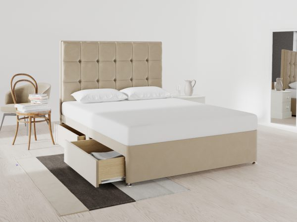 Mayfair Upholstered Divan Bed