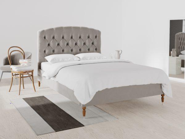 Barnsbury Upholstered Frame Bed