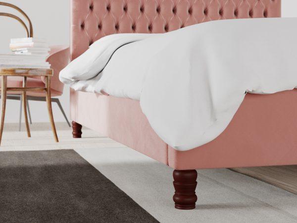 Cambridge Upholstered Frame Bed