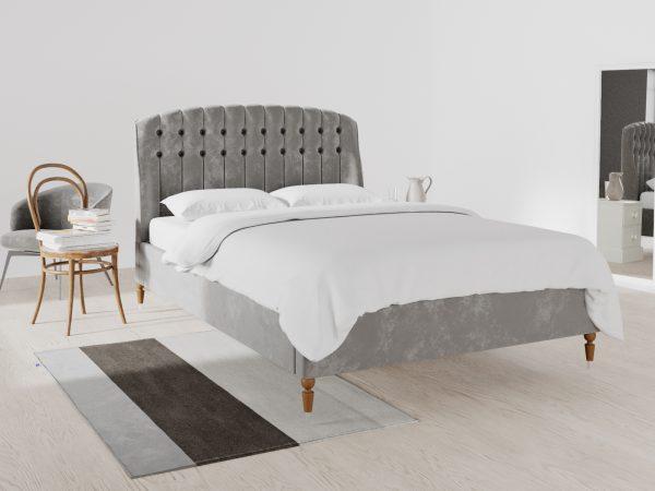 Chelsea Upholstered Frame Bed