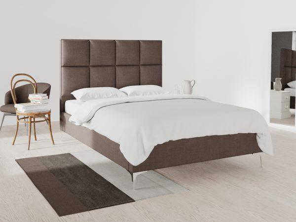 Hampton Upholstered Frame Bed