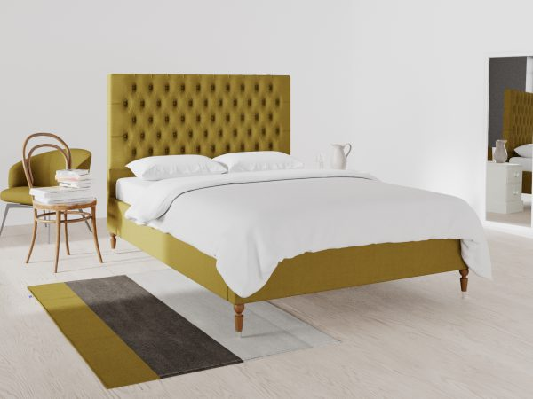 Highbury Upholstered Frame Bed