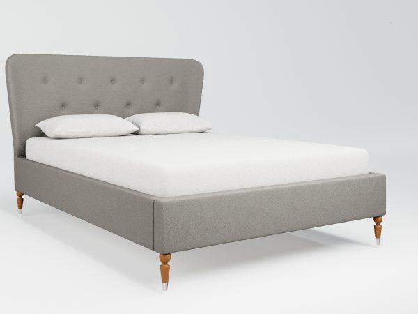 Kingston Upholstered Frame Bed