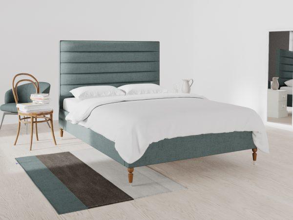 Knightsbridge Upholstered Frame Bed
