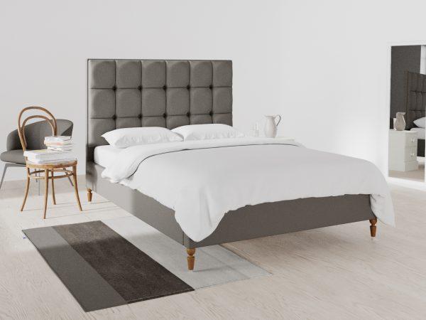 Mayfair Upholstered Frame Bed