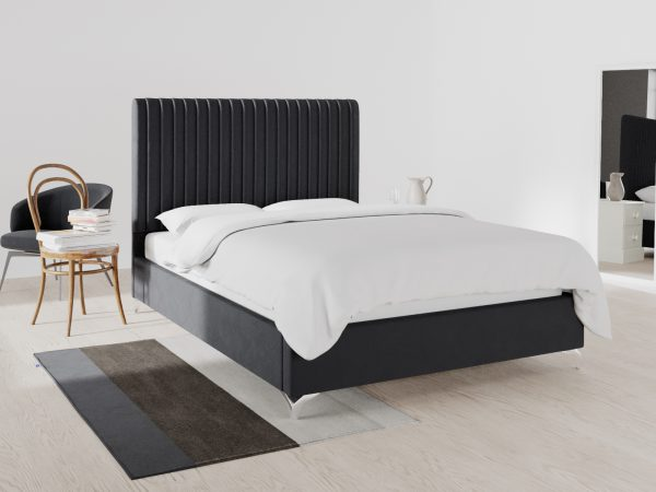 Richmond Upholstered Frame Bed