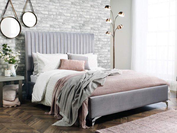 Richmond Upholstered Frame Bed