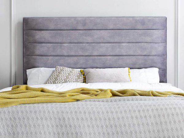 Knightsbridge Upholstered Ottoman Bed